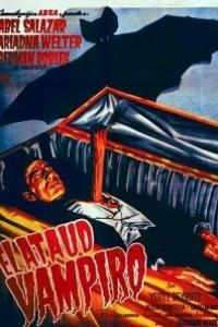 Caratula, cartel, poster o portada de El ataúd del vampiro