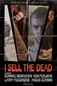 Caratula, cartel, poster o portada de I Sell The Dead