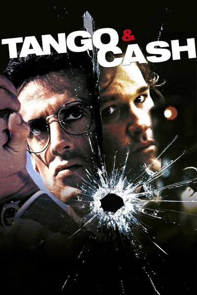 Caratula, cartel, poster o portada de Tango y Cash