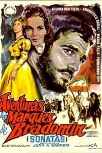 Caratula, cartel, poster o portada de Sonatas (Las aventuras del marqués de Bradomin)