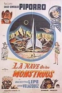 Caratula, cartel, poster o portada de La nave de los monstruos
