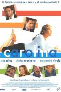 Caratula, cartel, poster o portada de Carolina