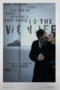 Caratula, cartel, poster o portada de To the Wonder