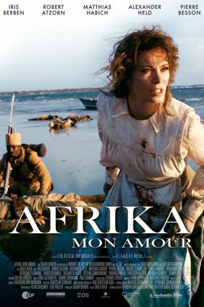 Caratula, cartel, poster o portada de África, mi amor