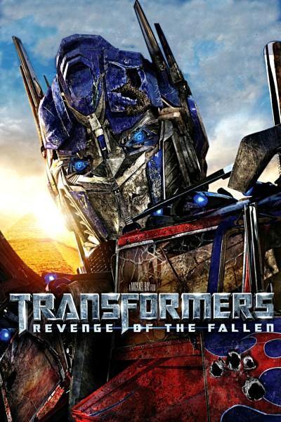 Caratula, cartel, poster o portada de Transformers: La venganza de los caídos