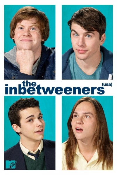 Caratula, cartel, poster o portada de The Inbetweeners