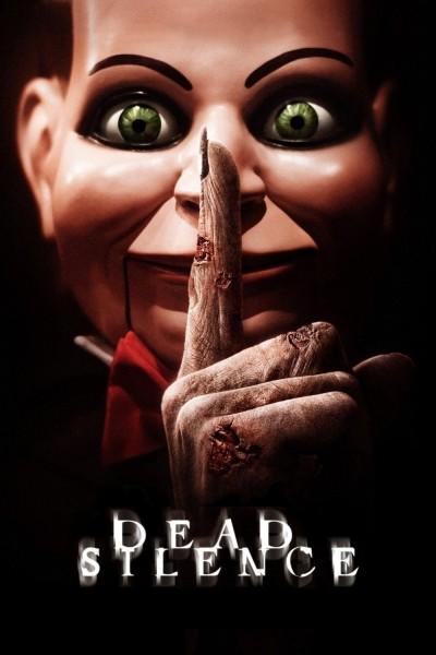 Caratula, cartel, poster o portada de Silencio desde el mal (Dead Silence)
