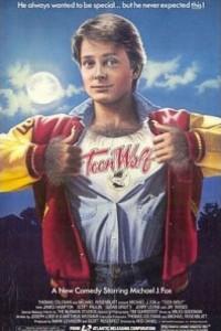 Caratula, cartel, poster o portada de Teen Wolf (De pelo en pecho)
