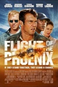 Caratula, cartel, poster o portada de El vuelo del Fénix