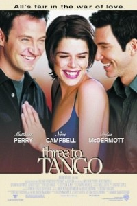 Caratula, cartel, poster o portada de Tango para tres