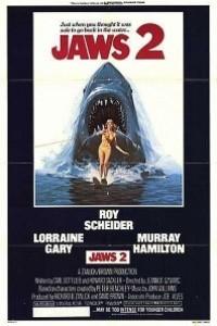 Caratula, cartel, poster o portada de Tiburón 2