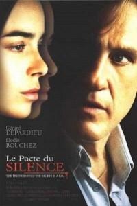 Caratula, cartel, poster o portada de Le pacte du silence (Silencio pactado)