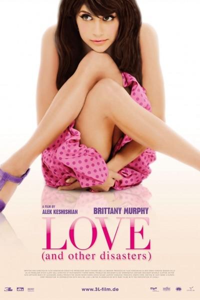 Caratula, cartel, poster o portada de Amor y otros desastres