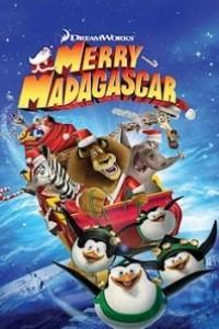 Caratula, cartel, poster o portada de Feliz Madagascar