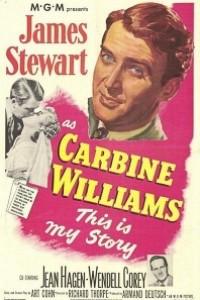 Caratula, cartel, poster o portada de Carabina Williams