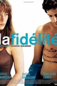Caratula, cartel, poster o portada de La fidelidad