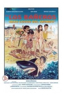 Caratula, cartel, poster o portada de Los bañeros más locos del mundo