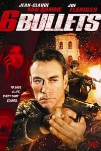 Caratula, cartel, poster o portada de 6 balas