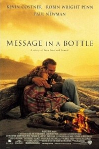 Caratula, cartel, poster o portada de Mensaje en una botella