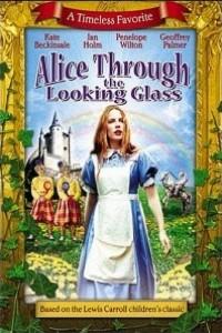 Caratula, cartel, poster o portada de Alicia y el espejo mágico