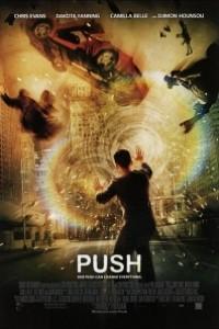 Caratula, cartel, poster o portada de Push