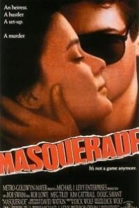 Caratula, cartel, poster o portada de Mascarada para un crimen