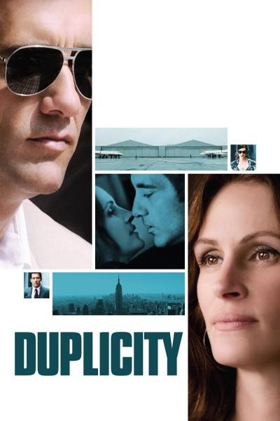 Caratula, cartel, poster o portada de Duplicity