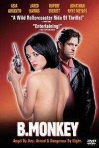 Caratula, cartel, poster o portada de B. Monkey