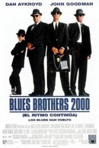 Caratula, cartel, poster o portada de Blues Brothers 2000 (El ritmo continúa)