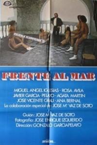 Caratula, cartel, poster o portada de Frente al mar