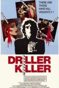 Caratula, cartel, poster o portada de Killer (El asesino del taladro)
