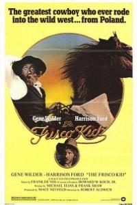 Caratula, cartel, poster o portada de El rabino y el pistolero