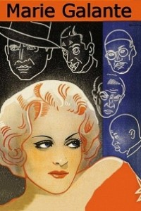 Caratula, cartel, poster o portada de María Galante