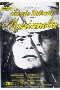 Caratula, cartel, poster o portada de Marianela