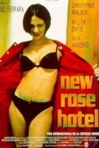 Caratula, cartel, poster o portada de New Rose Hotel