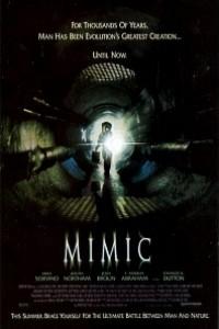 Caratula, cartel, poster o portada de Mimic