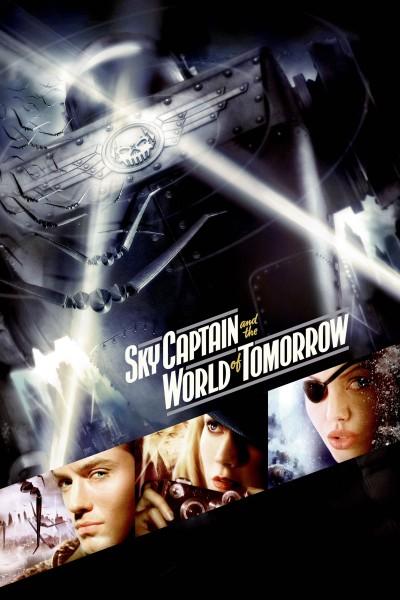 Caratula, cartel, poster o portada de Sky Captain y el mundo del mañana