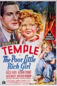 Caratula, cartel, poster o portada de La pobre niña rica
