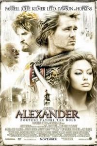 Caratula, cartel, poster o portada de Alejandro Magno