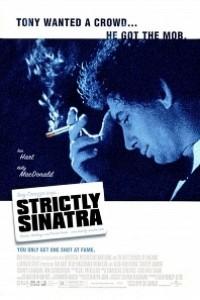 Caratula, cartel, poster o portada de Strictly Sinatra (A su manera)