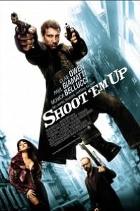Caratula, cartel, poster o portada de Shoot \'Em Up - En el punto de mira