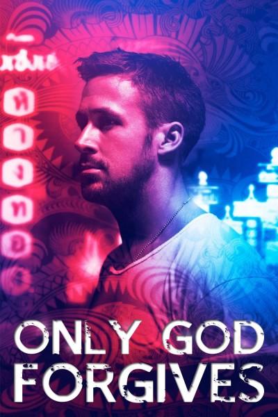 Caratula, cartel, poster o portada de Solo Dios perdona
