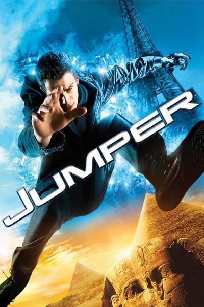 Caratula, cartel, poster o portada de Jumper