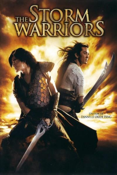 Caratula, cartel, poster o portada de The Storm Warriors