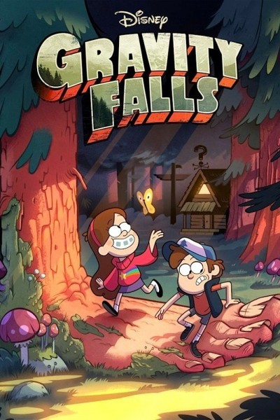 Caratula, cartel, poster o portada de Gravity Falls