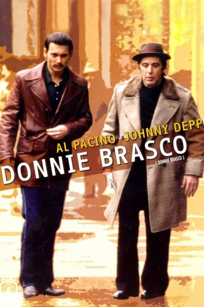 Caratula, cartel, poster o portada de Donnie Brasco