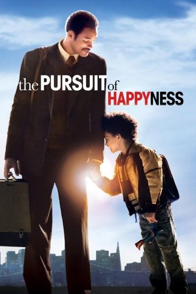Caratula, cartel, poster o portada de En busca de la felicidad