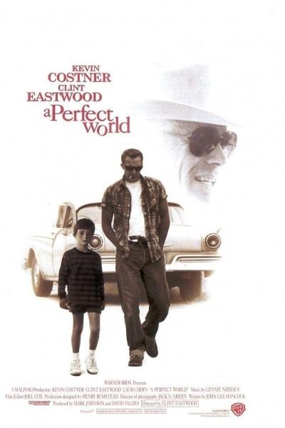Caratula, cartel, poster o portada de Un mundo perfecto