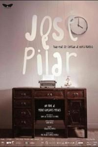 Caratula, cartel, poster o portada de José y Pilar