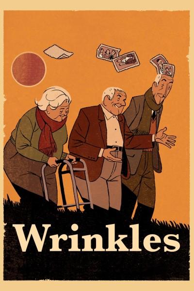 Caratula, cartel, poster o portada de Arrugas